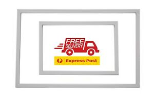 LG   GN-W515GS Push In  Fridge  & Freezer Door Seals (MADE IN AUS)