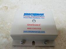 Minuteman LineGuard  Model MMS-Cat6-POE Surge Protector.