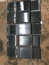 Misc Lot of 15 Film Holders Ok Condition