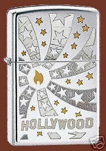 Hollywood Zippo Lighter (24182)