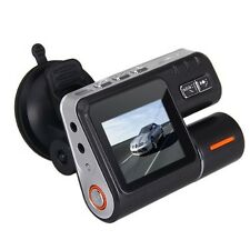 "170° 720P Car Dash 2"" TFT HD DVR Dual Camera Cam Recorder IR Night Vision USA"