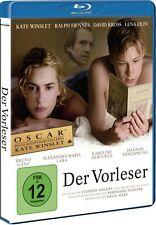 DER VORLESER (Kate Winslet, David Kross) Blu-ray Disc NEU+OVP