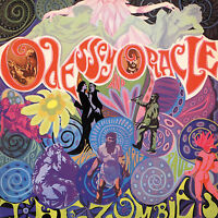 THE ZOMBIES Odessey & Oracle CD SEALED/NEW mono/stereo mixes + bonus tracks