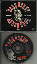 Ice T BODY COUNT Born Dead w/ RARE VIDEO EDIT PROMO DJ CD Single USA 1994 MINT