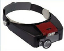 Pro. Illuminated Multi Power Head Magnifier 1.5x-10.5x