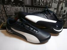 Puma BMW Future Cat Mens Shoes Casual Sneakers Leather Navy Blue 30598701 US 14