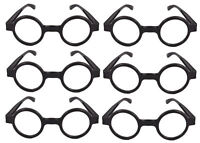12 Child Nerd Glasses - Pinata Toy Loot/Party Bag Fillers Wedding/Kids