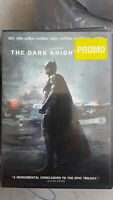 The Dark Knight Rises DVD PROMO Widescreen Christian Bale Gary Oldman New Sealed
