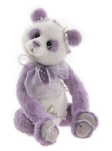 Lavender By Charlie Bears SJ6138C