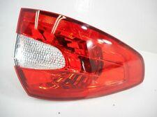 11 12 13 Ford Fiesta Left Driver Side Tail Light Sedan OEM
