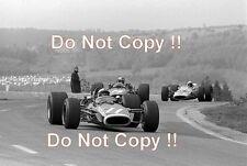 Pedro Rodriguez BRM P133 belga Grand Prix 1968 fotografía