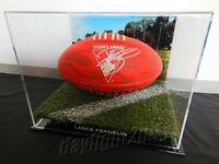 ✺Signed✺ LANCE FRANKLIN Sydney Swans Football PROOF COA 2020 Jumper AFL