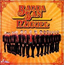 Se Prendió El Cerro by Banda San Miguel (CD, 2008, Three Sound Records)