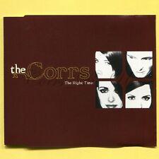 THE CORRS ~The Right Time CD Single~Rare RADIO EDIT DANCE MIX~Andrea SHARON Corr