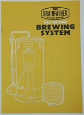 The Grainfather, all in one Brewing System