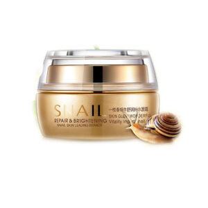 Moisturizing Snail Repair Cream Face Anti Aging Nutrition remove 50g Gold