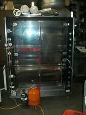 CHICKEN ROTESSERI, MADE IN FRANCE, ROTISOL-1350-8,GAS UNIT 900 ITEMS ON E BAY