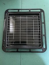 Grill Pan Oven Baking Tray With Grid 37x39 Cm