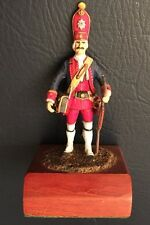 Charles Stadden Hand painted 54mm Napoleonic Era Soldier On Plinth #