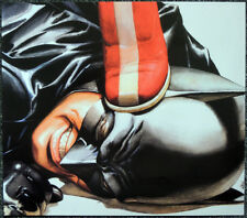 BATMAN POSTER PAGE . 2002 BY JG JONES . DC COMICS . B7