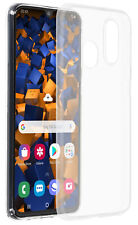 mumbi Hülle für Samsung Galaxy A40 Schutzhülle Ultra Slim klar Case Tasche