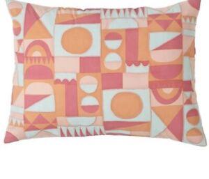 2 Crate & Kids and Barrel ~Standard Pillow Sham Mermaid Mixer NEW