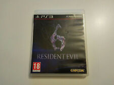 PS3 RESIDENT EVIL 6 COME NUOVO PAL ITA PLAYSTATION 3