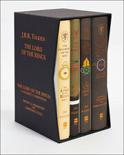 The Lord of the Rings Deluxe Hardcover Box Set [60th Anniversary Edition] 2014