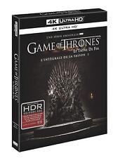 Game of Thrones,Le Trône de Fer Saison 1 FNAC Blu-ray 4K Edition limitée LIVRET