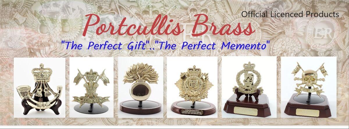 Portcullis Brass