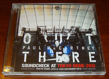 RARE 2CD!! Paul McCartney-Out There Japan Tour LIVE at Tokyo Dome 18-19/11/2013