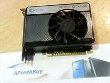 EVGA GeForce GTX650 Graphics Card 01G-P4-2652-KR 1GB GDDR5 PCI Express 3.0