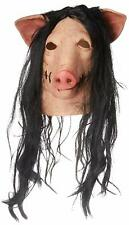 Authentic SAW Pig Halloween Mask NEW