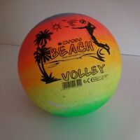 Balón Deporte Voleibol Mondo Beach Alba Fabricado en Italia Colección Diseño Xx