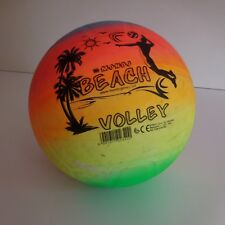 Ballon sport volley MONDO BEACH Alba made in ITALY collection design XXe PN