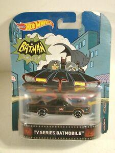 2017 MATTEL Hot Wheels DC Batman CLASSIC TV SERIES Batmobile