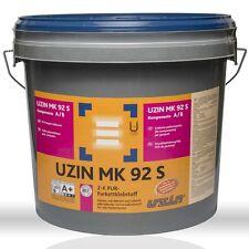 Uzin MK 92S 2-K PUR Parkettklebstoff 10kg Parkettkleber Bodenklebstoff Klebstoff