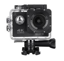 Ultra 4K Full HD 1080P Waterproof Wi-Fi Action Camera (BLACK)
