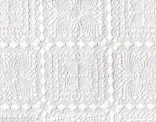 Tovaglie bianchi in plastica