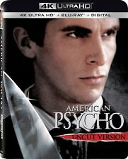American Psycho (4K Ultra HD)(UHD)(Atmos)(Dolby Vision)(Pre-order / Sep 25)