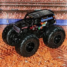 DYSFUNCTIONAL JEEP CUSTOM BUILT HOT WHEELS MONSTER JAM TRUCK 1/64
