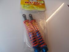 GREAT VIGOR ACCESSORIES MV-136BR13 SHOCK ABSORBERL=128.5. RED SPRING 1.3