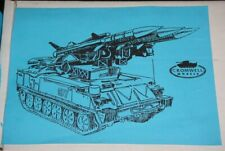 New Listing1/35 Cromwell Models Sa-6 Gainful Soviet Sam resin conversion Oop