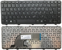 New Keyboard with Frame for HP ProBook 445 G1 640 G1 645 G1 Laptop 767476-001