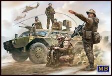 Masterbox 1 :3 5 Bundeswehr. Alemán Militar para Hombre, Regalo Día