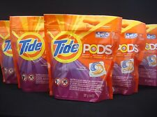 160 Tide Pods Detergent Stain Remover Brightener Spring Meadow Scent (10 Packs)