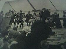 ephemera 1930 picture dunmow flitch of bacon ceremony