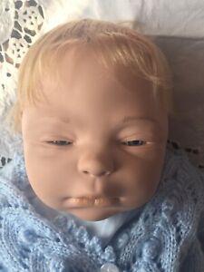 Rare Gotz baby boydoll Georgie ,