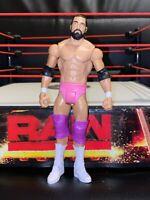 Damien Sandow - Basic Series - WWE Mattel Wrestling figure