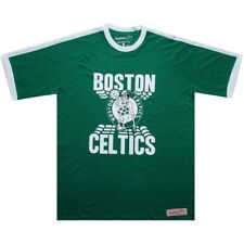 $50.00 Mitchell And Ness Boston Celtics Back Screen Tee (green) 3338A-301